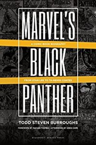 Book Cover for Marvel's Black Panther: A Comic Book Biography, from Stan Lee to Ta-Nehisi Coates